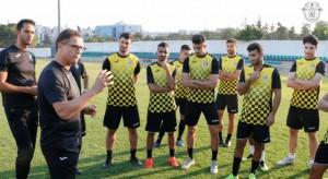 المنتخب الوطني لكرة القدم يتأهب لملاقاة نظيره البحريني
