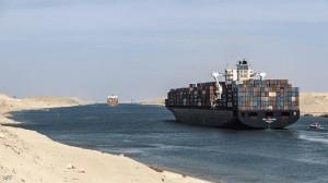 مصر: التعامل مع عطل مفاجئ لسفينة بالسويس