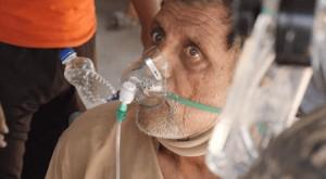 الهند: توسل لأجل جرعة أوكسجين