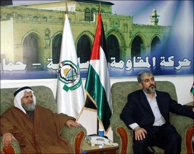 مشعل يثمن دور الأردن قيادة وشعبا تجاه إخوانهم الفلسطينين في قطاع غزة