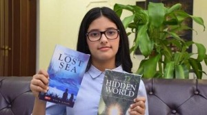 سعودية تلقب بأصغر مؤلفة روايات في العالم