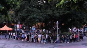اغلاق حي صيني بالكامل بسبب تفشي كورونا