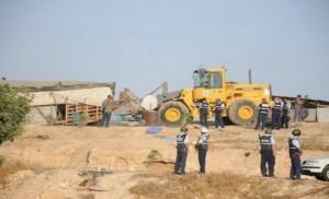 الاحتلال يهدم قرية العراقيب للمرة الـ188