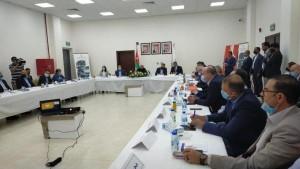 الخصاونة يزور مصنعاً للبلاستيك في منطقة الملك الحسين بن طلال التنموية التابعة لشركة تطوير المفرق