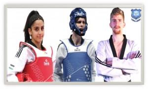 يكواندو عمان الأهلية تحقق إنجازاً جديداً في بطولة بيروت المفتوحة