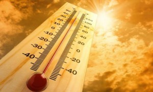 أعلى درجة حرارة في العالم بالكويت