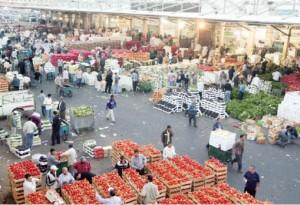 الشواربة يعفي مدير سوق الخضار المركزي من منصبه