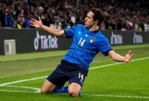 ايطاليا تتأهل لنهائي اليورو على حساب اسبانيا