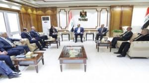 اكتمال الإجراءات الخاصة بإقامة المنطقة الاقتصادية بين الأردن والعراق