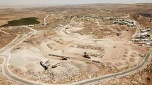 الاحتلال يجرف أكبر مقبرة كنعانية في فلسطين