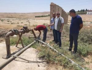 البطاينة: لا تهاون بالالتزام في أدوار المياه