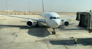 الأردنية بدعم من هيئة تنشيط السياحة الشركة الأردنية للطيران تسير رحلات من نيجيريا بقصد السياحة الدينية