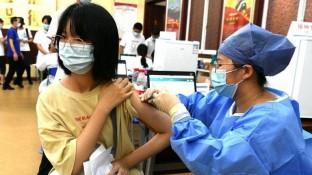 الصين أعطت 2.08 مليار جرعة لقاح ضد كورونا