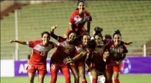 للمرة الثانية .. النشميات يتوجن ببطولة كأس العرب