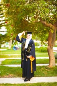 الدكتورة الصيدلانية دينا أحمد جابر.. مبارك التخرج بدرجة الامتياز من الجامعة الاردنية