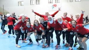 يد السيدات الأردني يسعى للاقتراب من بطولة العالم