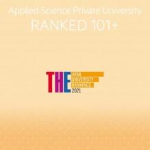 العلوم التطبيقية الخاصة. الأولى محلياً في تصنيف تايمز العالمي للجامعات العربية، والأولى والمتفردة بالاعتمادات المحلية والعالمية