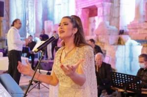 زين عوض تحلق بجمهور مهرجان جرش نحو الفرح