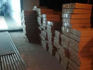احباط تهريب 25 الف علبة ادوية من الأردن