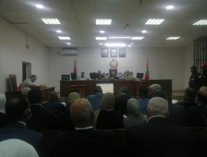 الحكم على عوني مطيع بالأشغال المؤقتة لمدة ٢٠ سنة