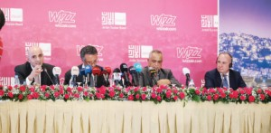 """wizzair"" تدشن 8 خطوط جديدة إلى الأردن بأسعار مخفضة"
