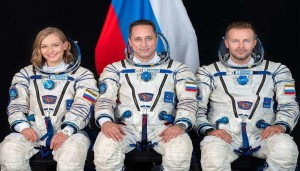 فنانان روسيان يتوجهان إلى الفضاء لتصوير أول فيلم خارج الكرة الأرضية