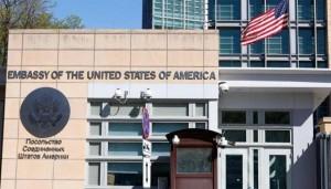 موسكو تلوح بإغلاق السفارة الأمريكية