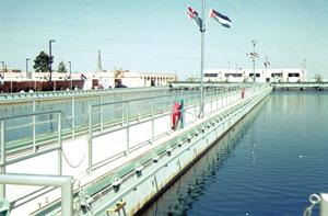 إيقاف محطة مياه زي يومين احترازيا... واحتمالات التلوث واردة