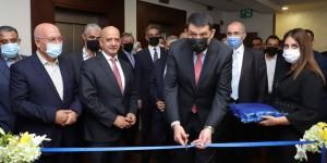 وزير العمل يفتتح مركز هيئات اصحاب العمل بتجارة عمان