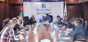 تجارة عمان تستضيف لقاء لوزير الزراعة ونقابة مصدري الخضار والفواكة