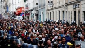 تظاهرات في فرنسا ضد شهادة تلقي اللقاح