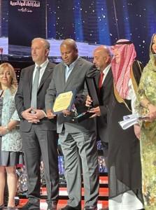 3 جوائز للتلفزيون الاردني في المهرجان العربي للإذاعة والتلفزيون