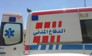 وفاة واصابة بالغة بحادث على طريق جابر