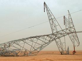 غموض حول أسباب تجميد 5 من كبار موظفي الكهرباء الوطنية!!