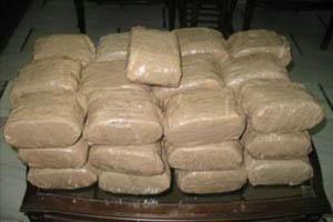 """""""مكافحة المخدرات"""" تحبط عملية تهريب 5 كيلوغرامات من الكوكائين"""