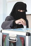 طالبن بتغيير آلية احتساب الفائزات.. 80% من النساء يؤيدن (الكوتا)