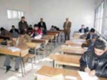 معلمو الطفيلة ومعان يؤدون القسم ويشاركون في مراقبة قاعات التوجيهي اليوم