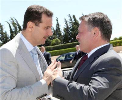 القمة الأردنية السورية تدين قرار إسرائيل هدم22 منزلا في القدس الشرقية
