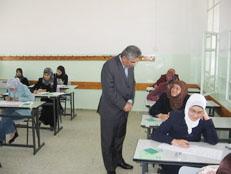 حرمان3 طالبات من امتحان الثانوية في اربد الثانية