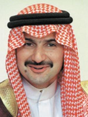 """رغم تراجعه..الوليد بن طلال الأول عربيا والـ""""22"""" عالميا بثروة  13.3 مليار دولار"""