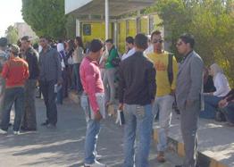 أجور النقل المخفضة لطلبة الجامعات الرسمية غدا