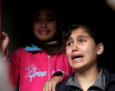 منزل الموت..قصة مأساوية يرويها صبي من غزة