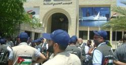"""مصر تمنع""""انصار 1"""" من المرور و""""النقابات"""" تطالب الحكومة بـ""""التدخل"""""""