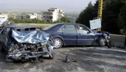 10 إصابات إثر حادثي تصادم في الكرك والزرقاء