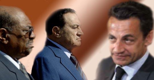 مصر تعلن فشل جهودها..فرنسا تهدد باعتراض طائرة البشير وهى في طريقها للدوحة