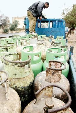 اختراع أردني للحد من إزعاجات سيارات توزيع الغاز