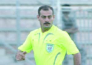 الحكم الدولي فتحي العرباتي يعلن اعتزاله تحكيم كرة القدم
