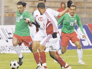 الوحدات يخسر برباعية أمام الوداد البيضاوي ويودع دوري أبطال العرب
