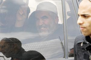 شرطة الاحتلال تعتقل الشيخ رائد صلاح