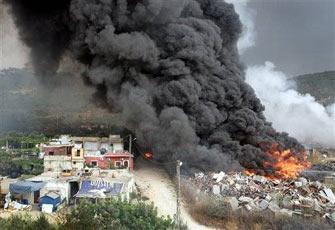 ليفني تسخر من وزراء خارجية العرب والطيران الإسرائيلي يقصف غزة من سماء مصر